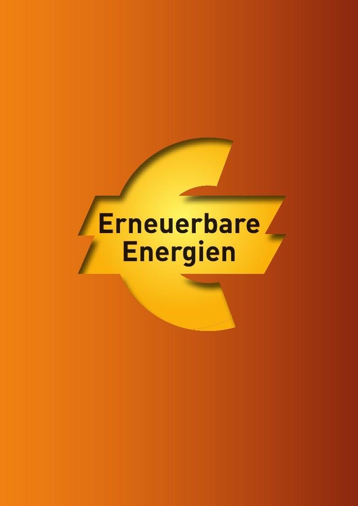 Der volle                    Durchblick                    in Sachen                   Erneuerbare                  Energi...