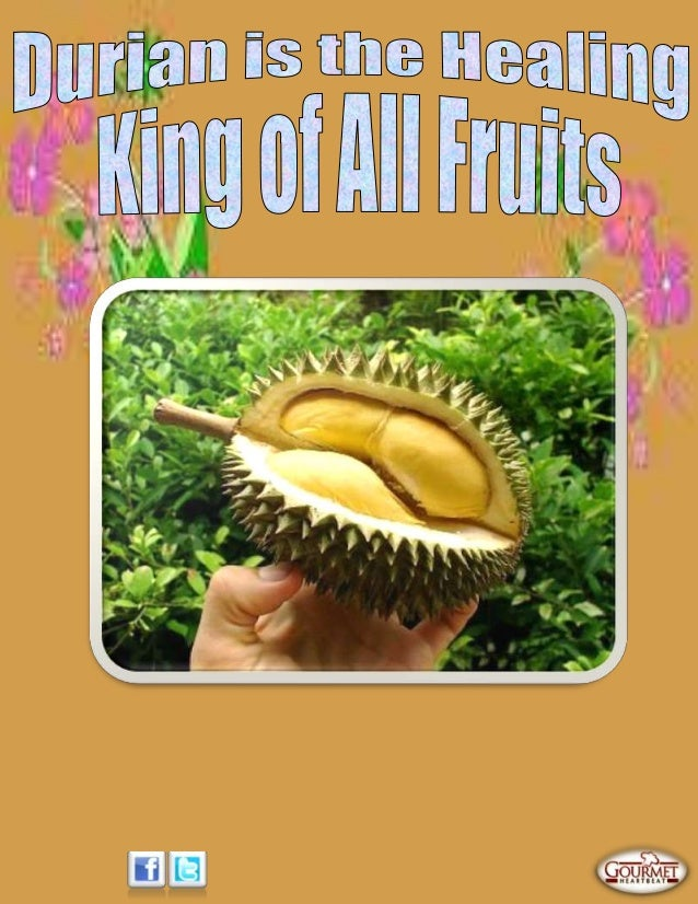 Durian is a little known fruit from Asia that has an extremely pungent smell and anamazingly sweet taste. The smell of the...