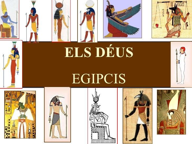 ELS DÉUS EGIPCIS