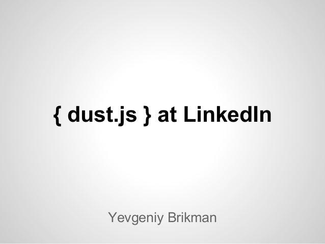 Dust.js