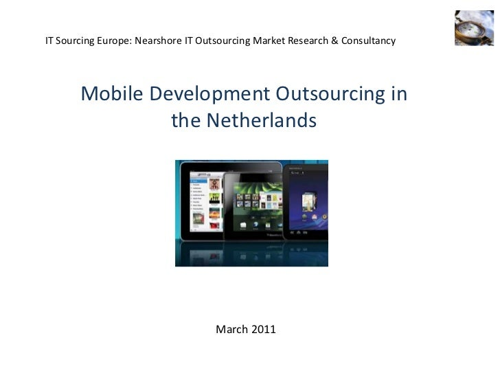 Mobile Development Outsourcing in the Netherlands