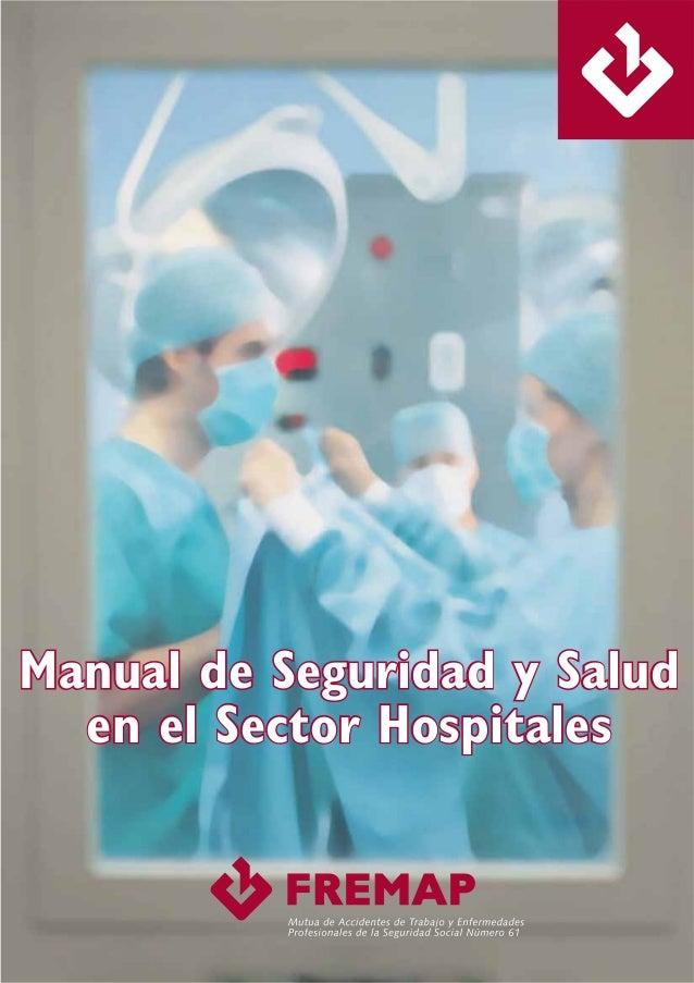 Manual de Seguridad y Salud en el Sector Hospitales