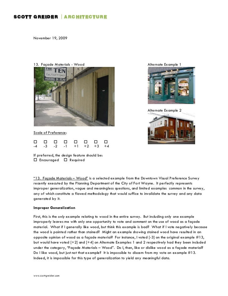 Downtown Visual Preference Survey - Example 13