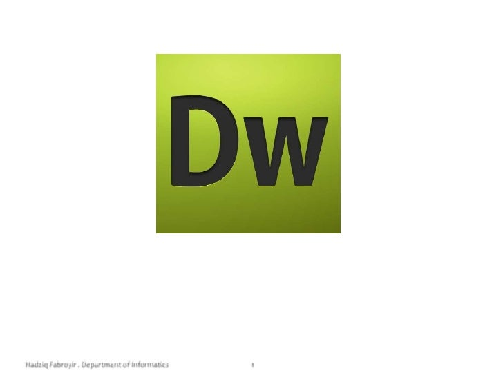 DW - 1st - Introduction To Data Warehousing Lecture