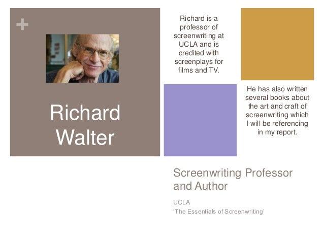 richard walter essentials of screenwriting pdf