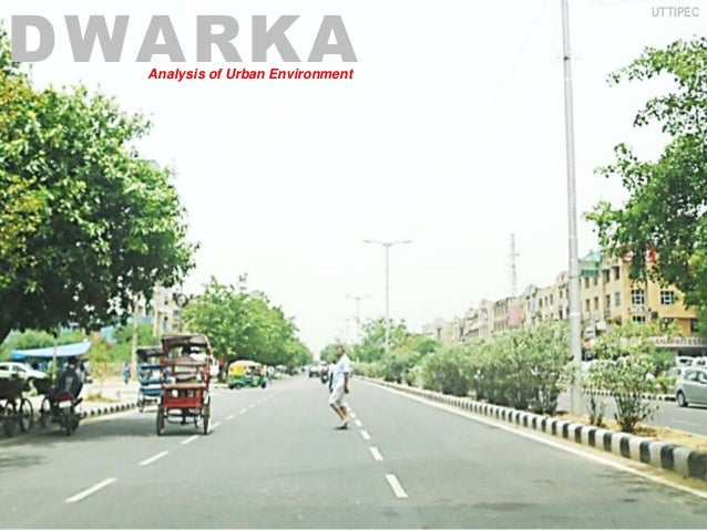 D WARKA Analysis of Urban Environment  UTTIPEC