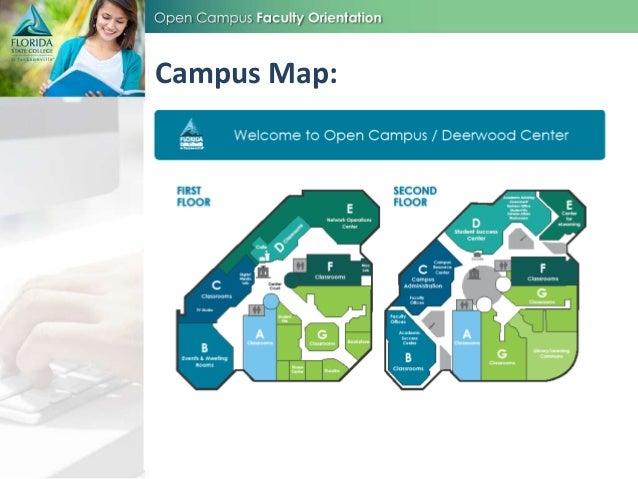 Fscj Deerwood Campus Map Related Keywords & Suggestions - Fscj ...