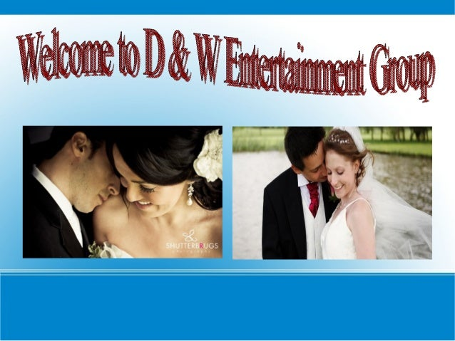 D & W offers premier wedding DJ services andentertainers in Toronto with unique weddingplanning, affordable outdoor weddin...