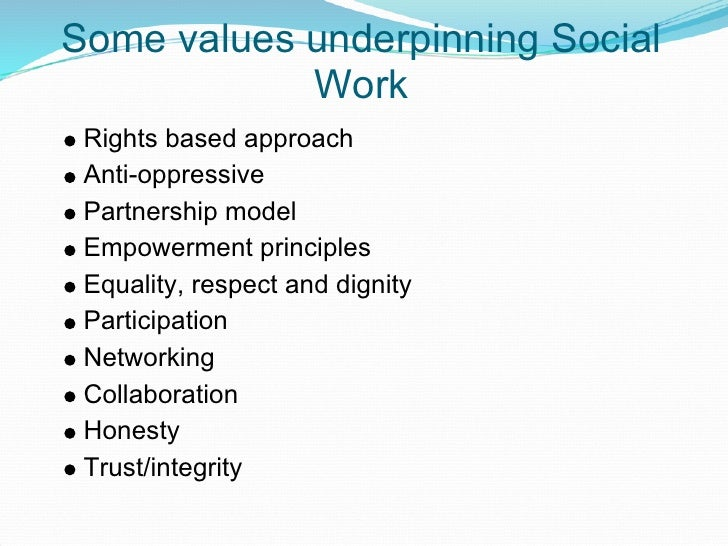 anti oppressive practice in social work research paper