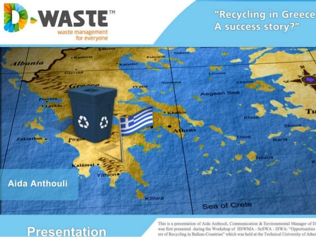 Recycling in Greece. A success story?