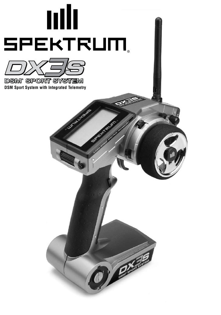 ®     DSM Sport System with Integrated Telemetry