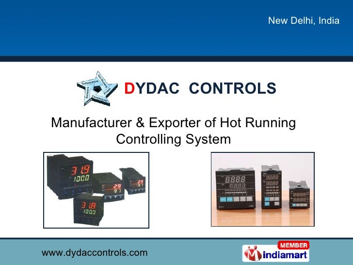 Manufacturer & Exporter of Hot Running Controlling System