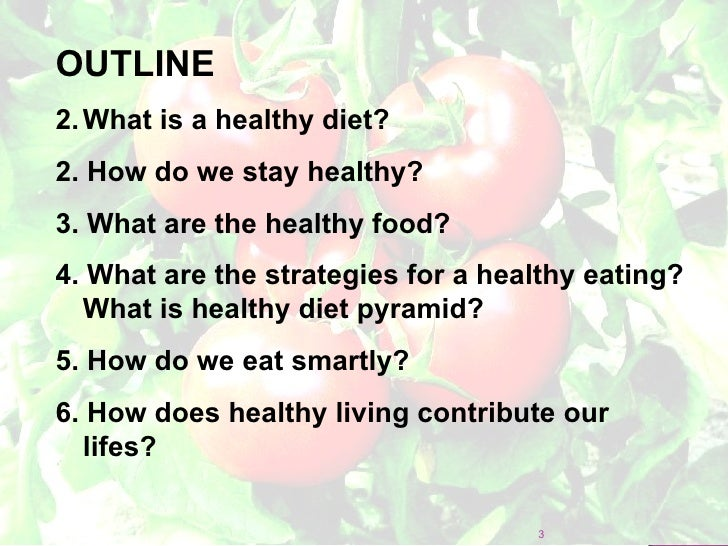 Essay on eat healthy to stay healthy ccuart Choice Image