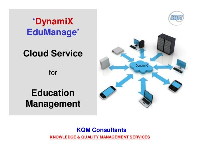 DynamiX Edumanage Cloud Service for Higher Education Units