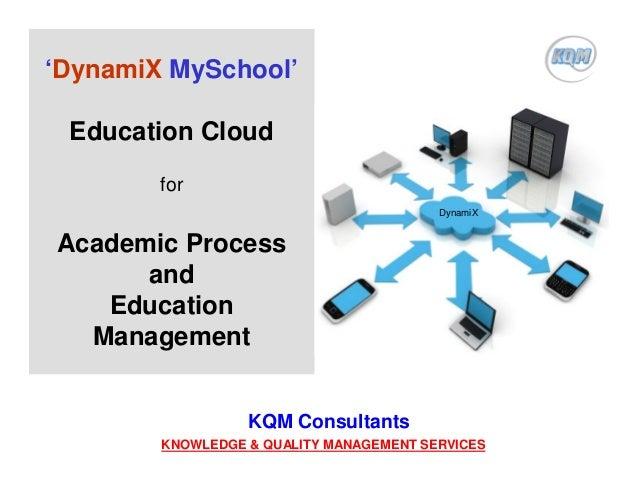 DynamiX Myschool Education Cloud Service