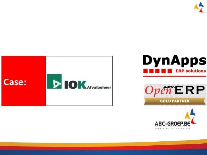DynApps - Case IOK Afvalbeheer