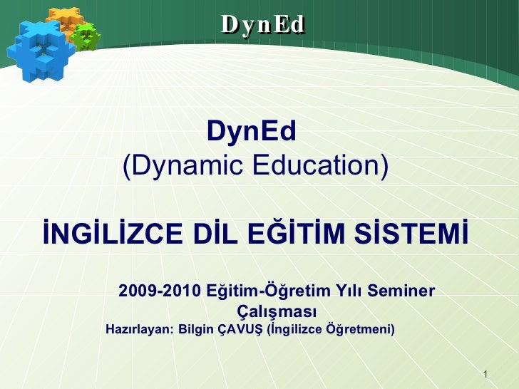 DynEd Seminer