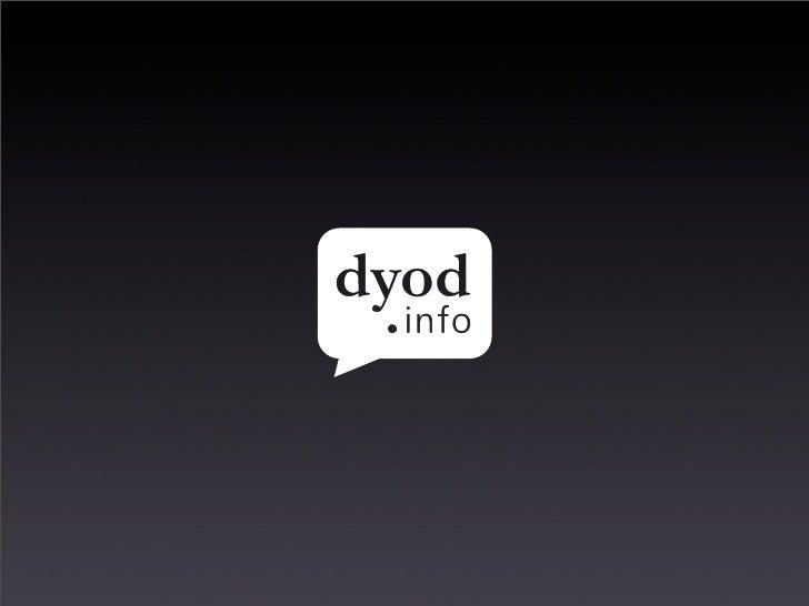Dyod Class Day2   Principle