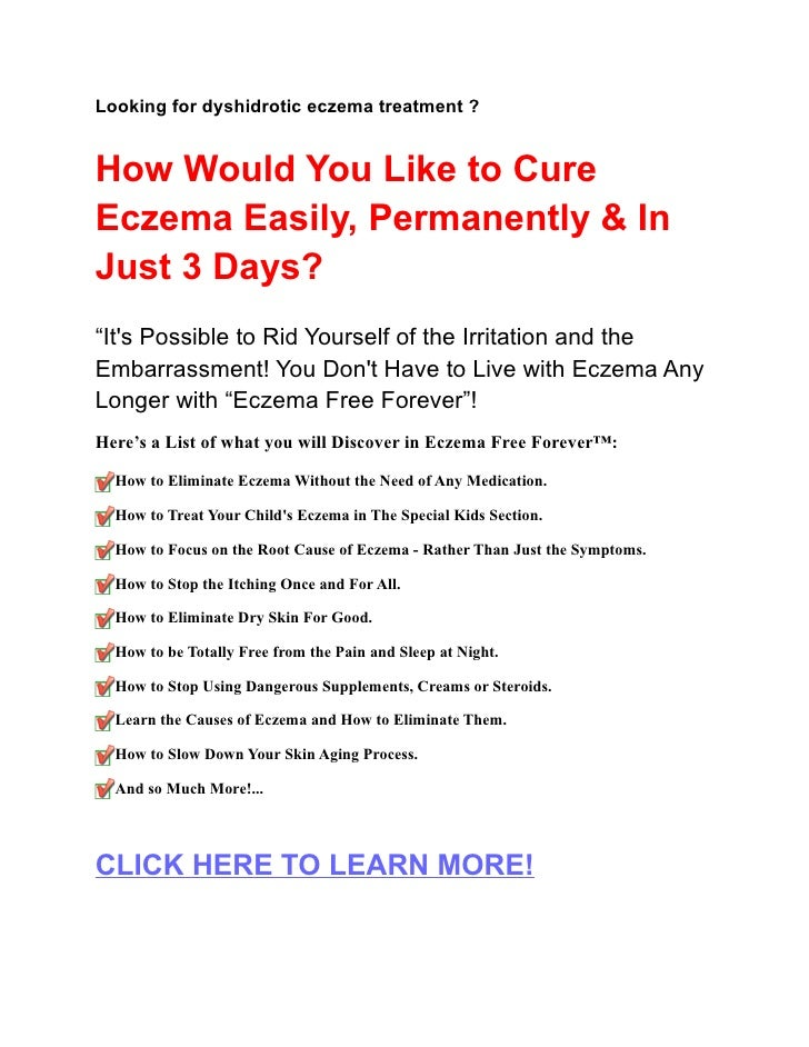 Dyshidrotic Eczema - Pictures, Treatment, Causes ...