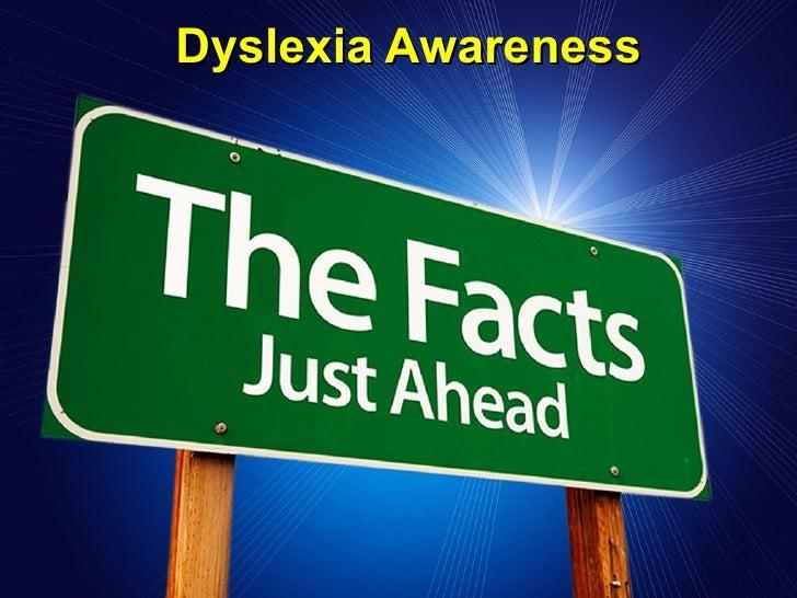 Dyslexia Awareness