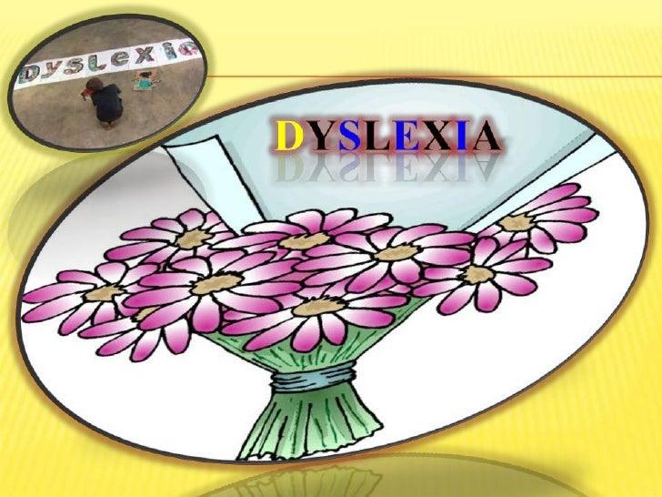 Dyslxia
