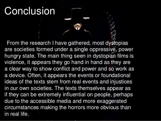 essay on dystopias