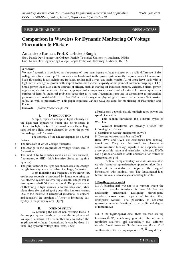 Amandeep Kushan et al. Int. Journal of Engineering Research and Application ISSN : 2248-9622, Vol. 3, Issue 5, Sep-Oct 201...