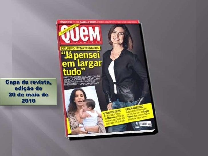 Capa da revista,<br />edição de <br />20 de maio de 2010<br />