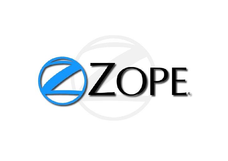 Dzug Zope Optimized