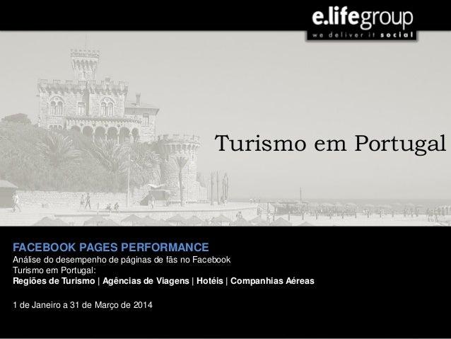 JULHO | 2013 FACEBOOK PAGES PERFORMANCE Análise do desempenho de páginas de fãs no Facebook Turismo em Portugal: Regiões d...