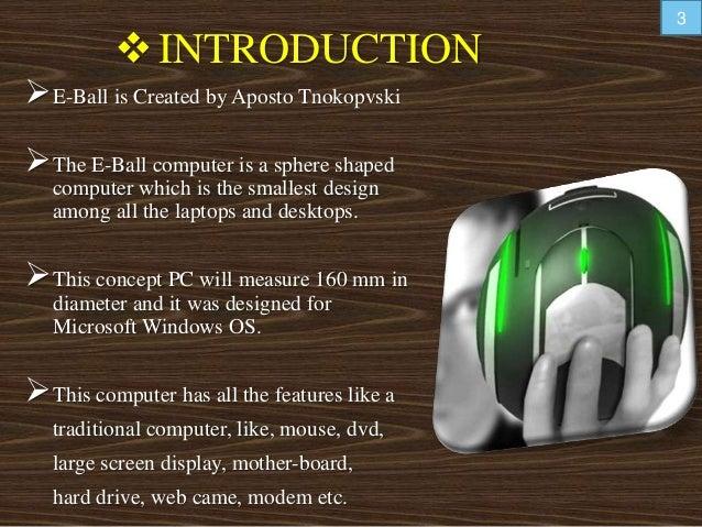 E ball computer technology ppt download Hltv 16 download