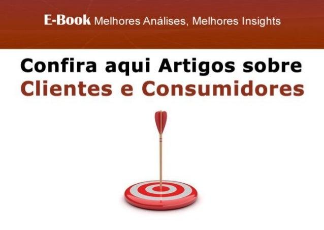 E-Book Compilação de Artigos Feitas para o Cliente 2012| Sumário 1