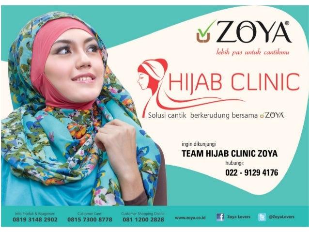 Hijab Tutorial Zoya-1 2012