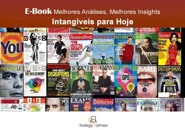 E-Book Intangíveis para Hoje DOM Strategy Partners 2011 | 1