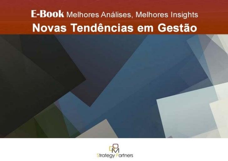E-Book Novas Tendências em Gestão DOM Strategy Partners 2011 | 1
