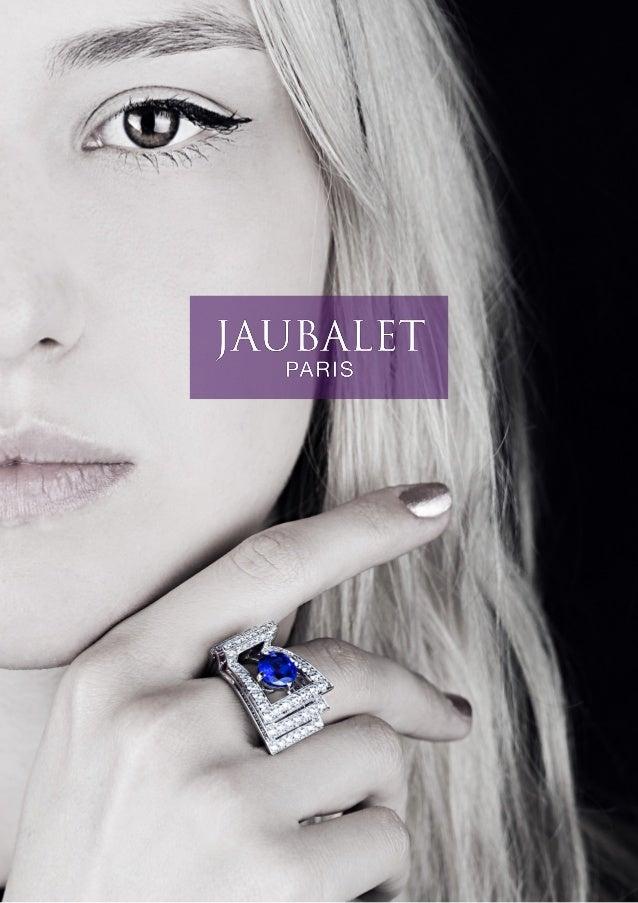 A l'écoute de vos désirs et de vos envies, la Maison Jaubalet est incontestablement le spécialiste des bijoux sur - mesure...