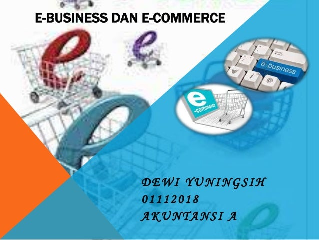 E business dan e-commerce