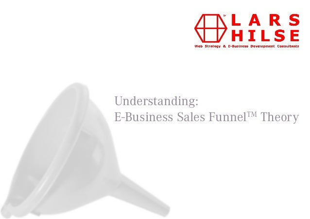 Understanding:E-Business Sales FunnelTM Theory