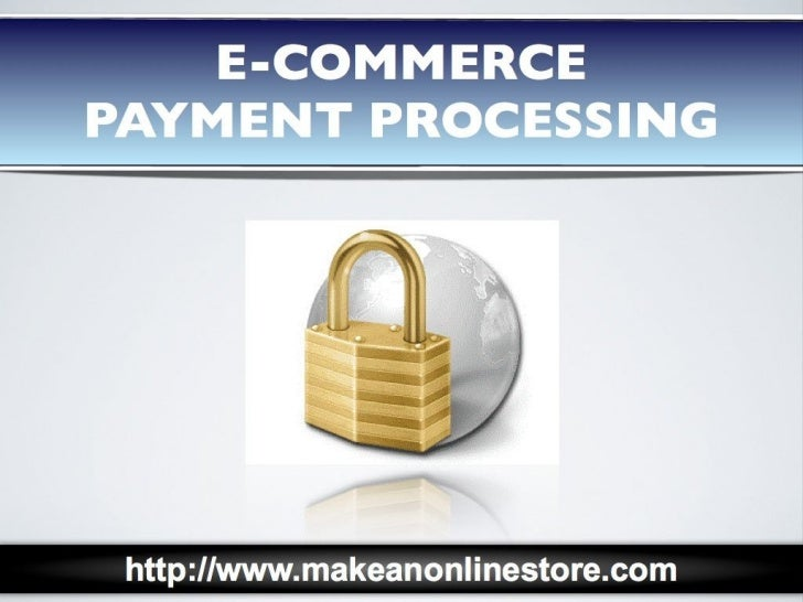 E-commerce Payment Processing