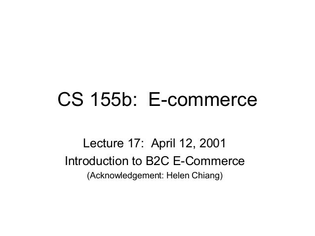 E commerce17
