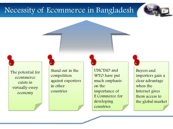 the impact on ecommerce essay