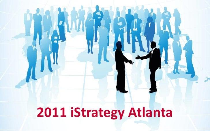 E commerce & SocMed - iStrategy Atlanta