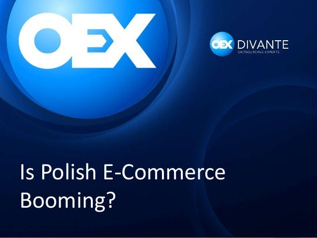 Is Polish E-Commerce Booming?