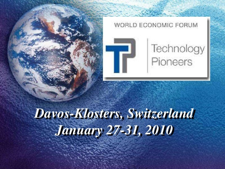 E Commerce Iws Feb 3 Streambase At Davos