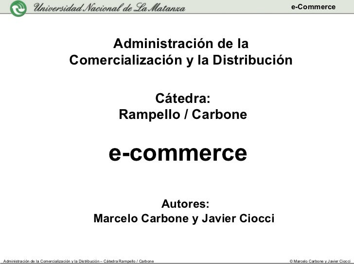 e-Commerce                                                                                       e–commerce               ...