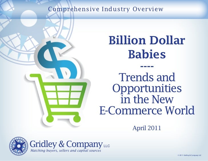 2011 Ecommerce Trends and Opportunities