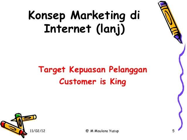 Konsep Kepuasan Pelanggan Target Kepuasan Pelanggan