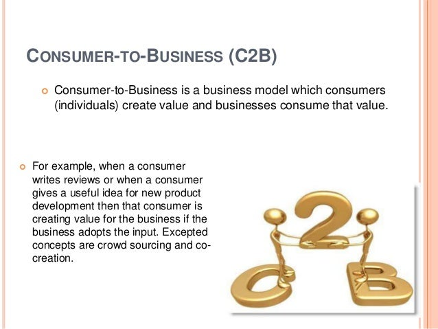 business to consumer model a positive Consumer buying behavior refers to the knowledge and positive and negative feelings about an family roles and preferences are the model for children.
