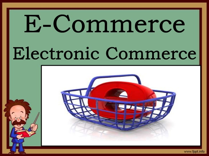 Electronic commerce commonly known as e- commerce or e-comm, is the buying and selling of products or services over electr...