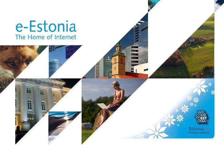 E-estonia 2010